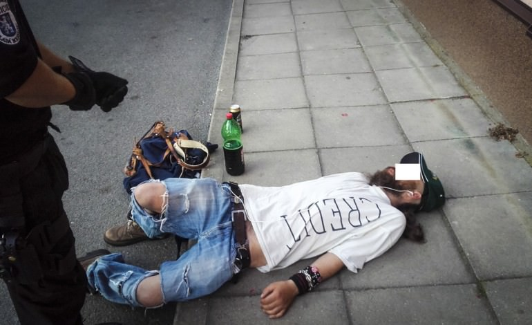Opilec Na Šafranici