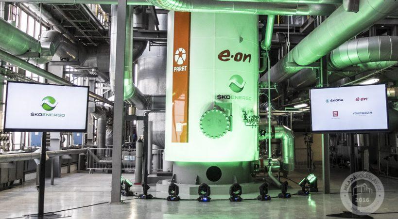 ŠKO-ENERGO POWER TO HEAT