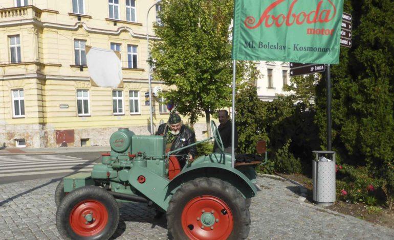 Svoboda traktory Kosmonosy Mladá Boleslav
