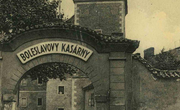 Prvorebubliková Mladá Boleslav - hrad