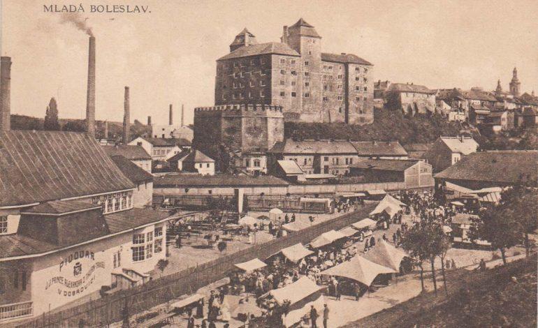 Podolec Mladá Boleslav