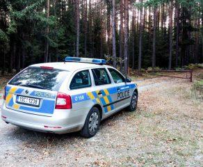 POLICISTÉ NAŠLI SENIORA