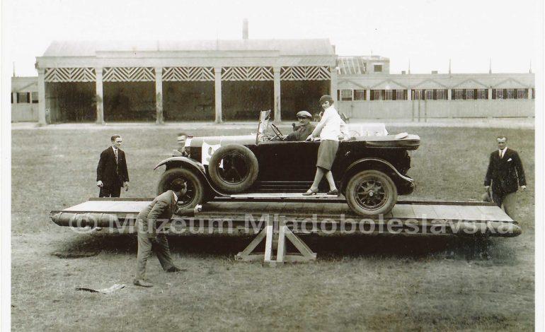 Prvorepubliková MB automobilismus 3
