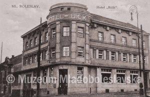 Prvorepubliková MB Třída Václava Klementa 3