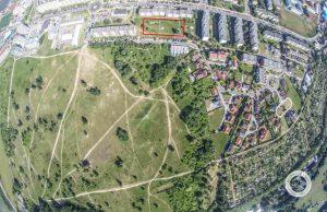 Pozemek na Radouči v Mladé Boleslavi
