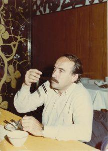 Restaurace ASIE - Clay Regazzoni