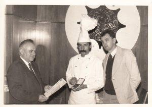Restaurace ASIE - oceněný Ivan Mazánek