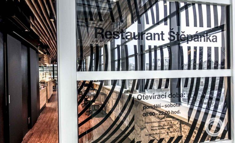 Restaurant Štěpánka