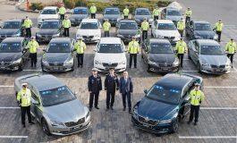 ZNAČKY POLICEJNÍCH VOZŮ