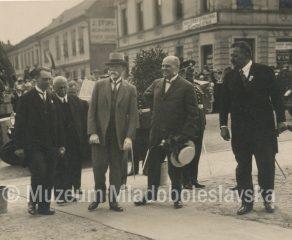 PRVOREPUBLIKOVÁ MB - T.G. MASARYK