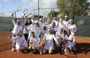 Tenisový turnaj v Čisté