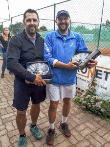 Tenisový turnaj mužů Čistá