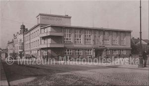 Prvorebubliková Mladá Boleslav - Výstaviště