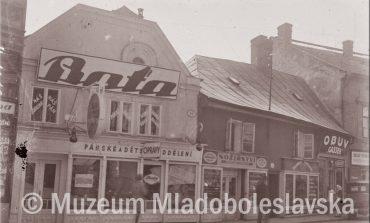 e0c646465733 PRVOREPUBLIKOVÁ MB - ŽELEZNÁ ULICE HISTORICKÁ MLADÁ BOLESLAV