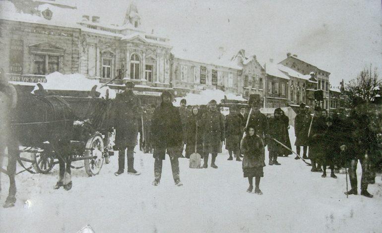 MLADÁ BOLESLAV – ZIMA 1917