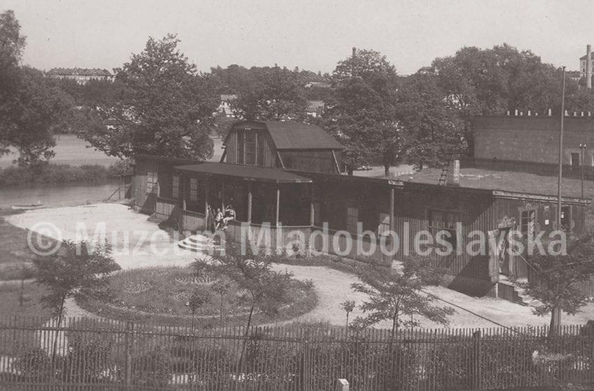 Prvorepubliková MB – Plovárny u Jizery