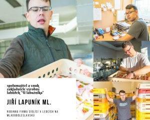 Výrobna lahůdek Lapuník Ledce