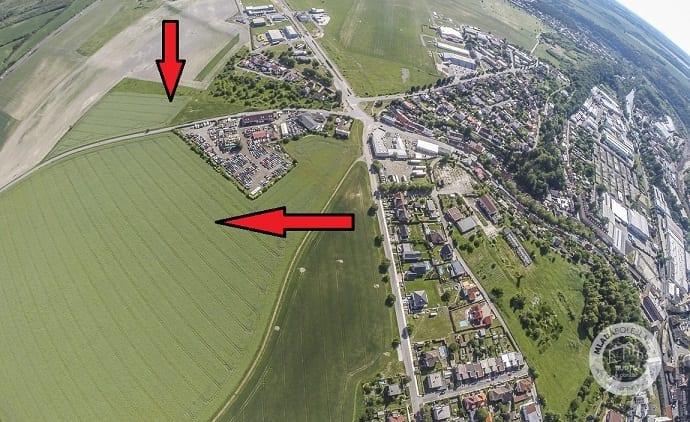 Město koupí nové pozemky