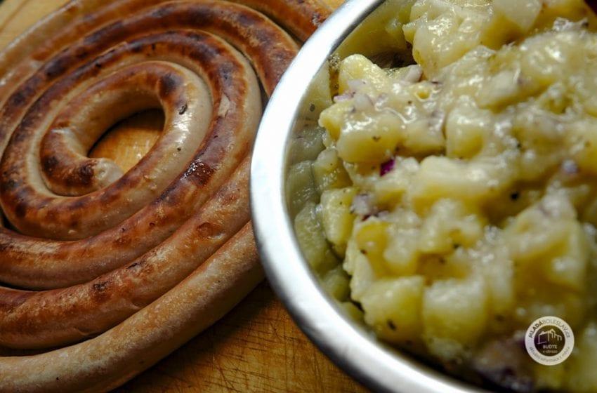 Vinná klobása na Mladoboleslavsku – historie, receptury…