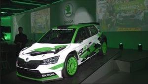 Škoda Motorsport 2019