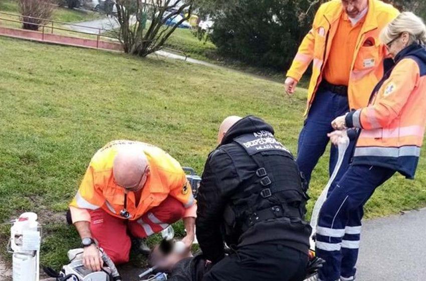 Asistenti zachránili život
