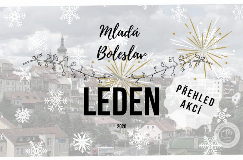 Akce v Mladé Boleslavi Leden 2020
