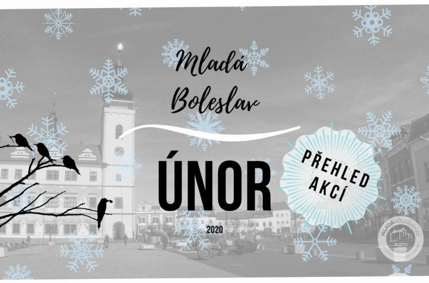 Akce v Mladé Boleslavi: Únor 2020