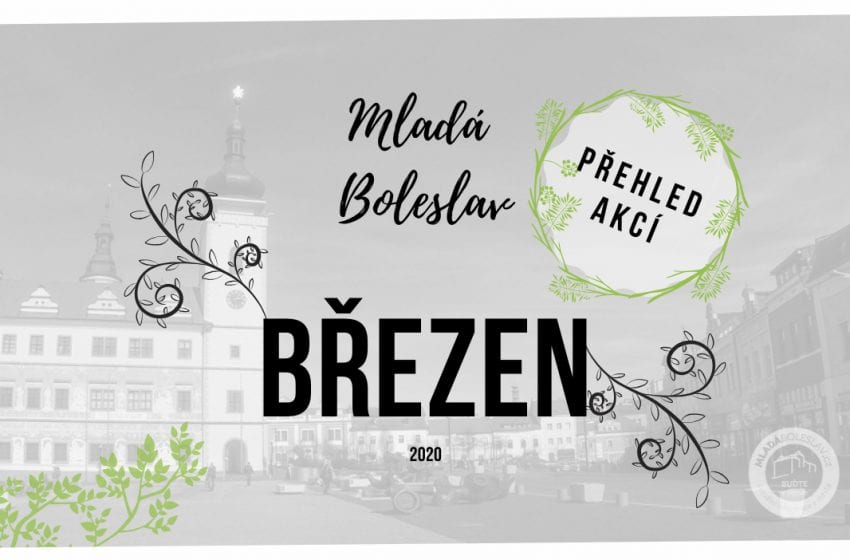 Akce v Mladé Boleslavi: Březen 2020