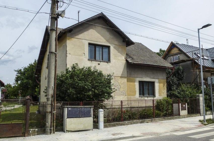 Rodinný dům Dolní Bousov