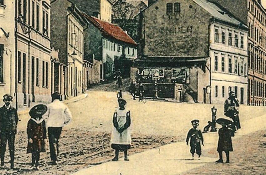 Obrázky z Mladé Boleslavi – Pták