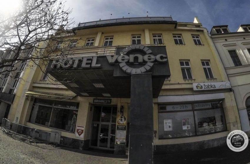 Hotel Věnec si částečně pronajme Vysoká škola Škoda Auto