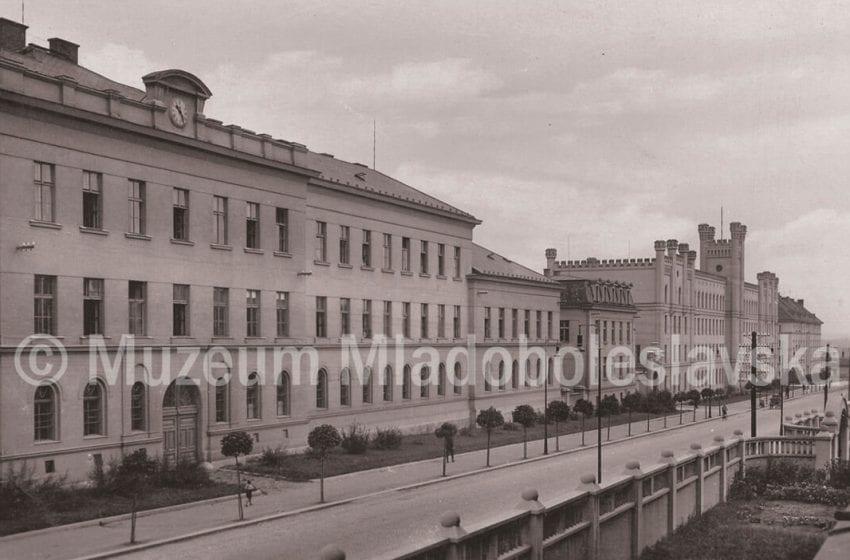 Prvorepubliková MB – Masarykova kasárna