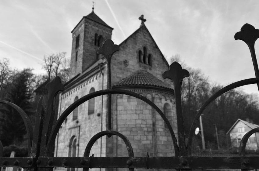 POVĚST: O kostelíku