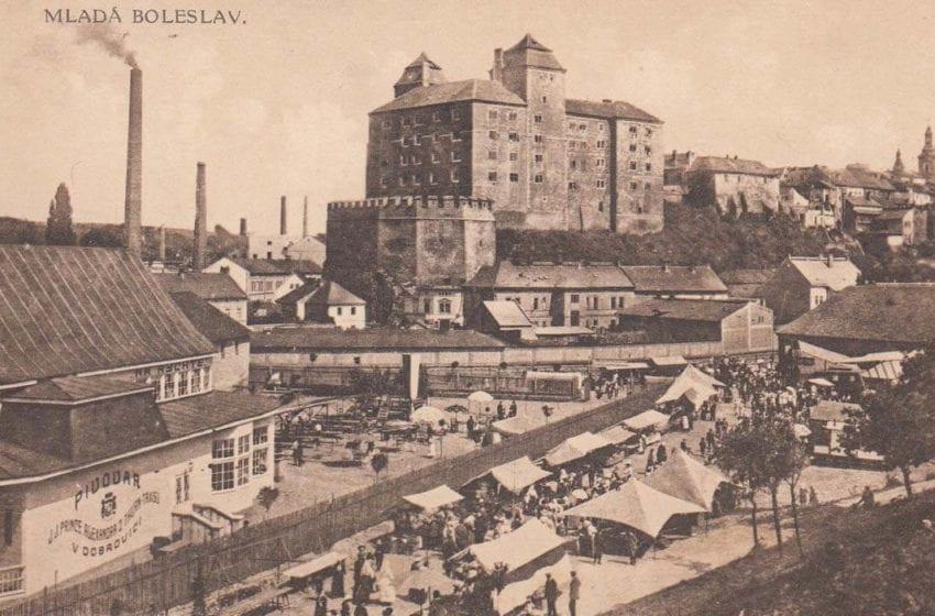 Obrázky z Mladé Boleslavi