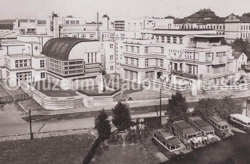 Prvorepubliková MB – Průmyslová škola