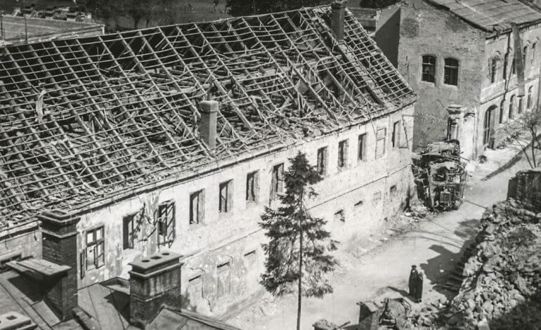 Bombardování Mladé Boleslavi