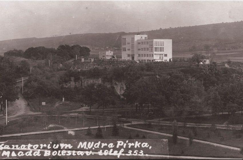 Prvorepubliková MB – Pírkovo sanatorium