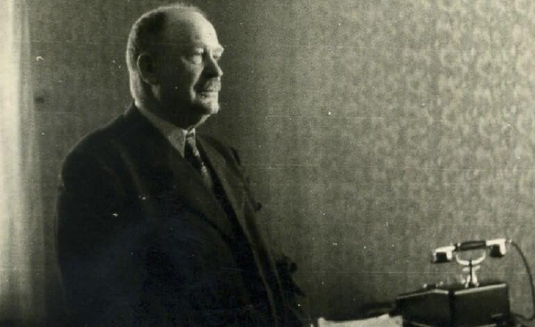 Václav Svoboda 55 let od úmrtí