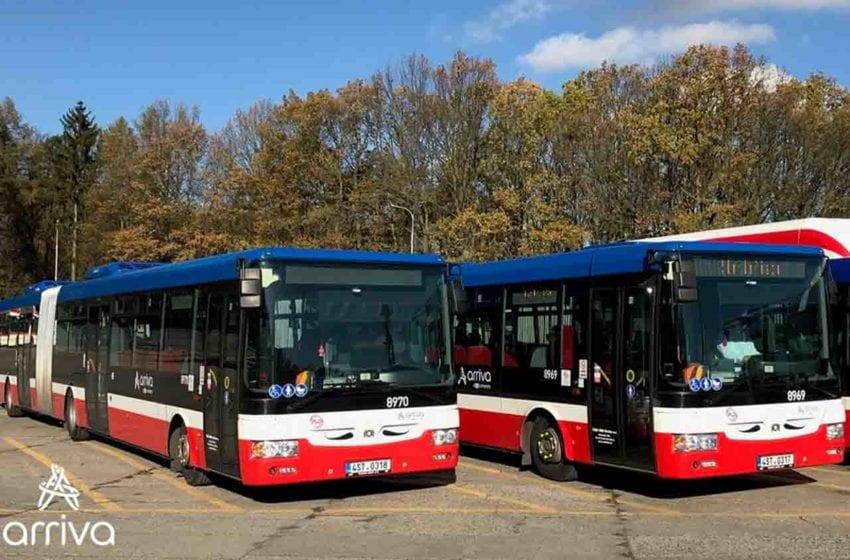 Arriva omezuje dopravu na Mladoboleslavsku