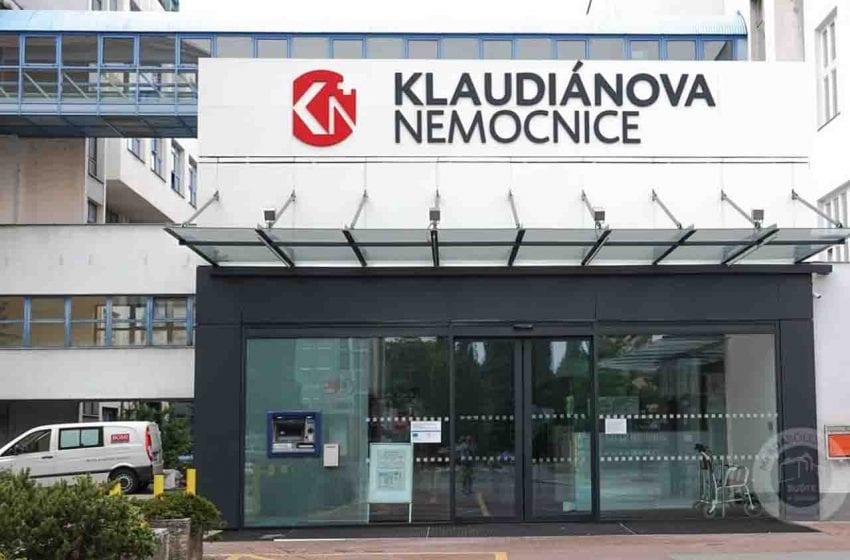 Omezení provozu Klaudiánovy nemocnice