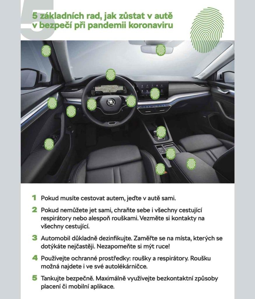 Škoda Auto Koronavirus