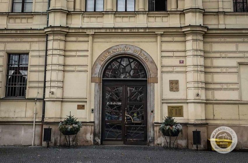 Uzavření magistrátu v Mladé Boleslavi