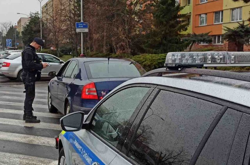 Policie spouští dopravně bezpečnostní akci