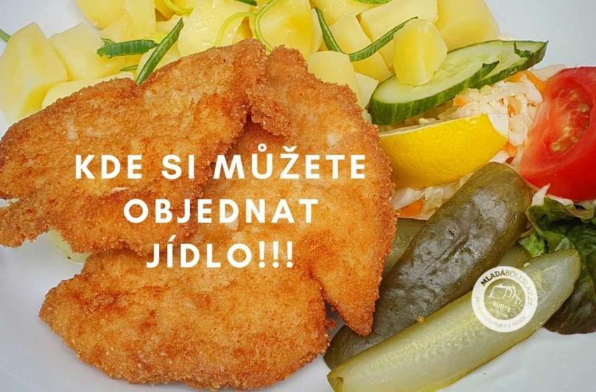Seznam restaurací, které pro nás v Mladé Boleslavi stále vaří a případně i rozváží.