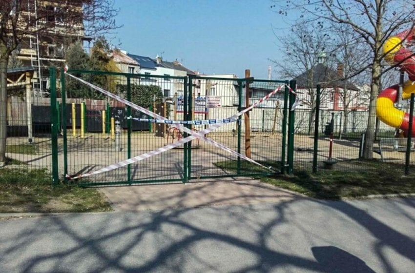 V Mladé Boleslavi se uzavřely také psí parky a dětská hřiště