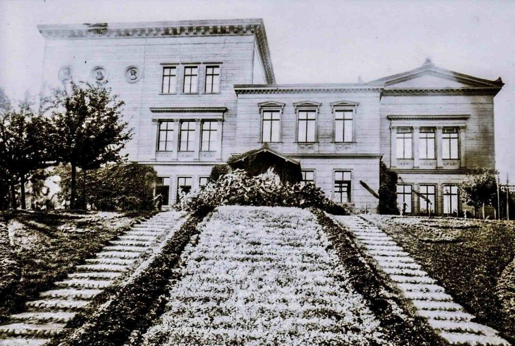 Vila rodiny Leitenberger, Josefův Důl
