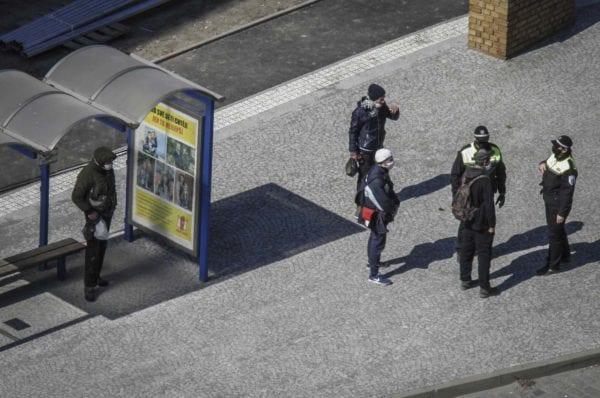 Potyčka strážníků městské policie v Mladé Boleslavi