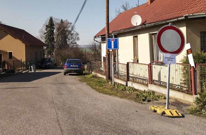 Vjezd do turistických oblastí u Mnichova Hradiště je omezen