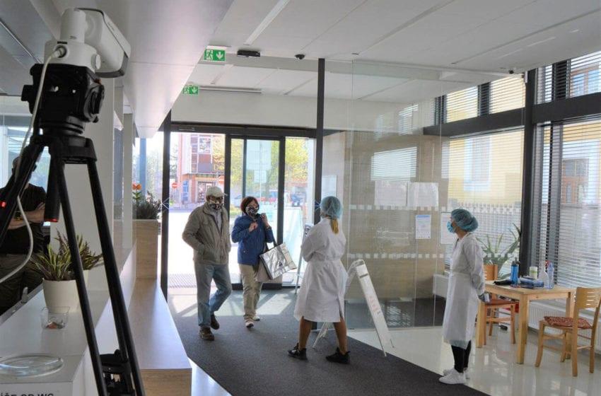 Od pondělí se v Klaudiánově nemocnici zpřísňují pravidla pro návštěvníky