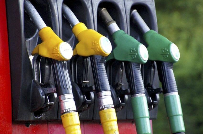Ceny pohonných hmot ve Středočeském kraji vzrostly
